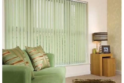 Sử dụng loại màn lá dọc nào tốt nhất cho văn phòng