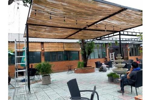 Địa chỉ bán mành tre trúc che nắng tại TPHCM giá rẻ chất lượng