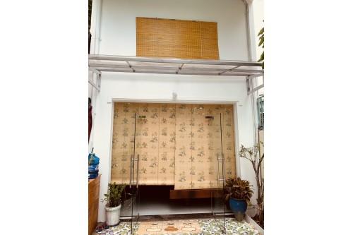Công trình rèm tre trúc che nắng che mưa TPHCM, BÌNH DƯƠNG, LONG AN