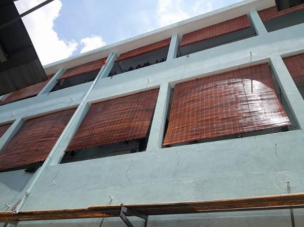 Bán mành/ rèm tre trúc che nắng tại TPHCM che nắng che mưa hiệu quả