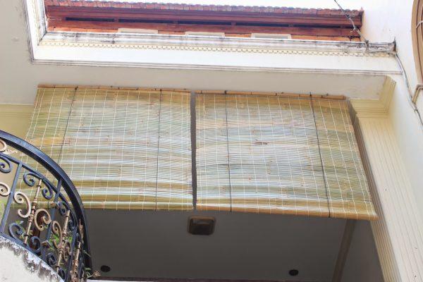 Rèm trúc che nắng có độ bền cao